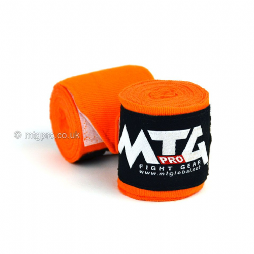 MTG 2.5m Handwraps - Orange